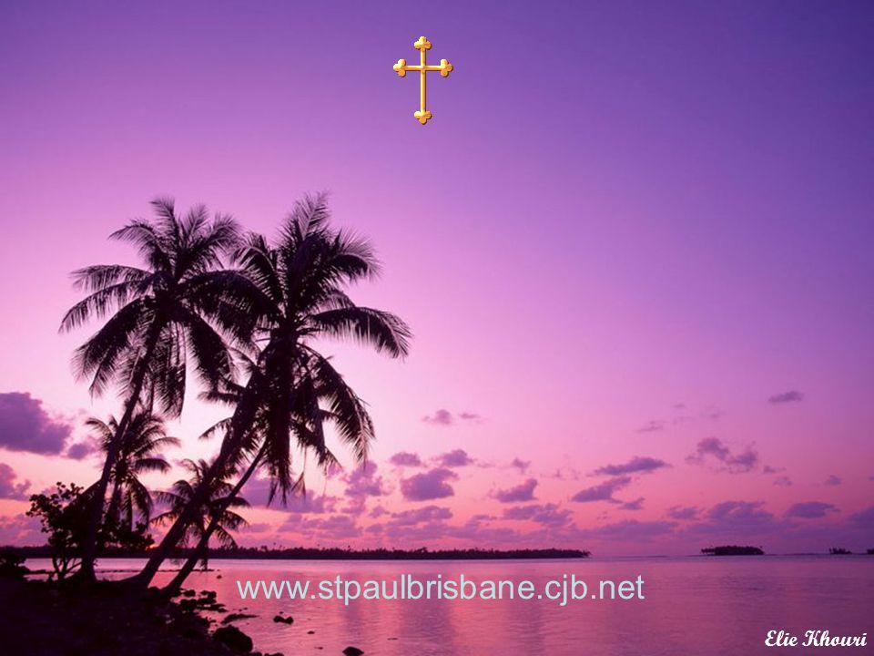 www.stpaulbrisbane.cjb.net Elie Khouri