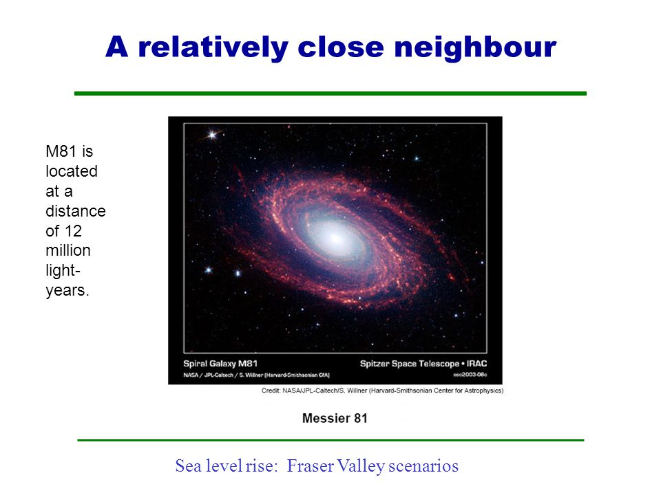 Sea level rise: Fraser Valley scenarios What do Canadian climate scientists say.