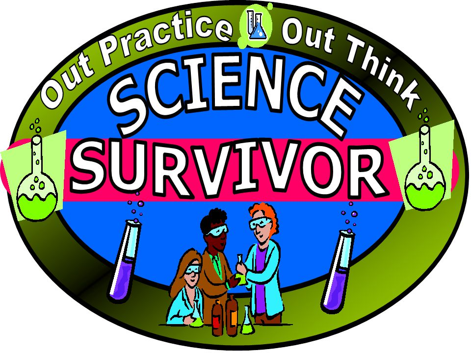 Science Survivor Card #11 The beaker in front of you contains a 50% salt and 50% water solution.