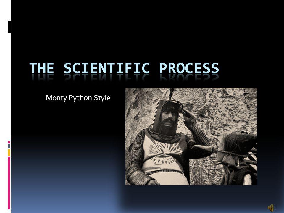 Monty Python Style