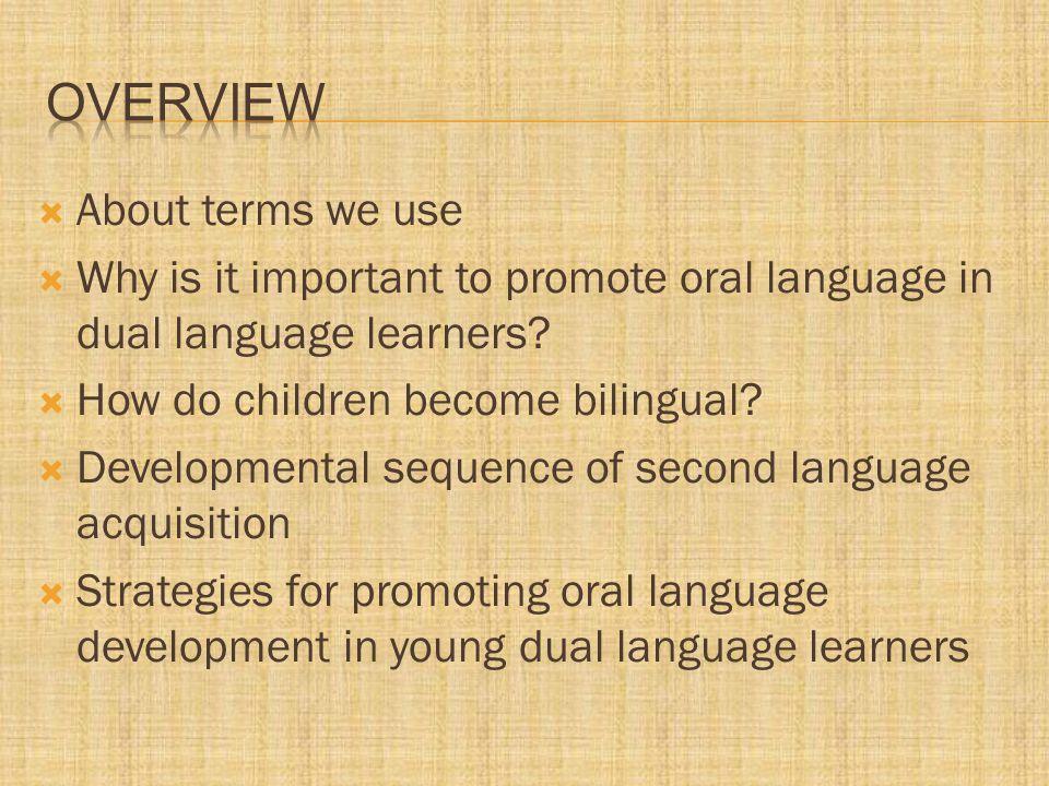 StageStrategies Productive Children begin creating original sentences.