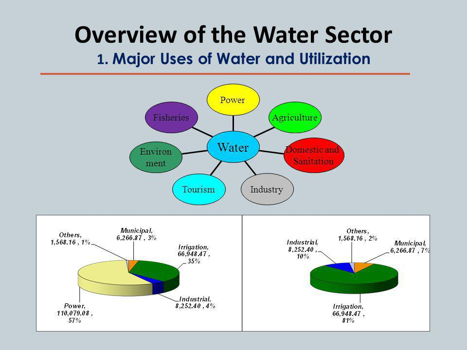 Overview of the Water Sector 1.