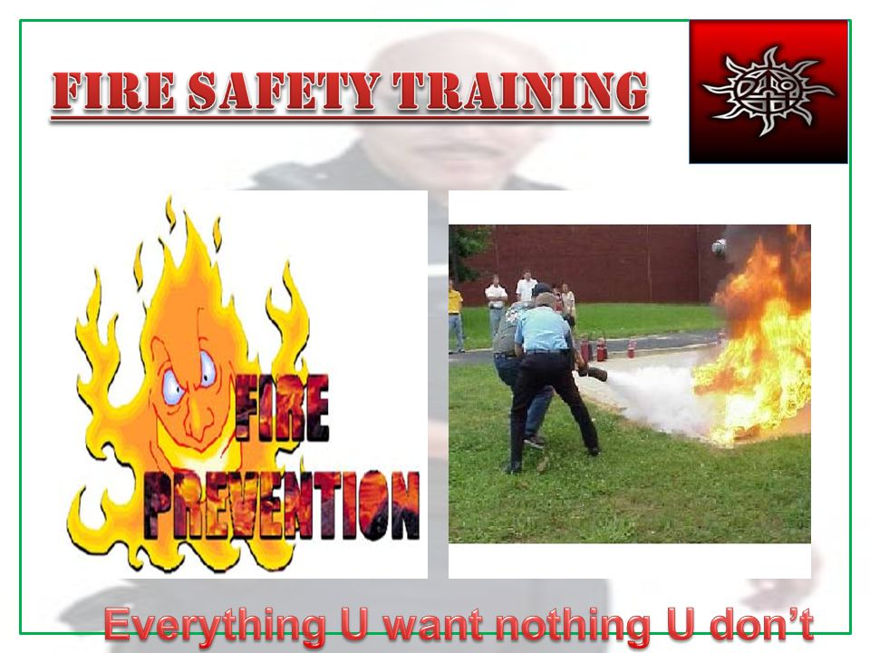 Fire safety training is important, not only because it is mandated by governments for schools and offices, but also because the training will make them better prepared in case the worst happens.