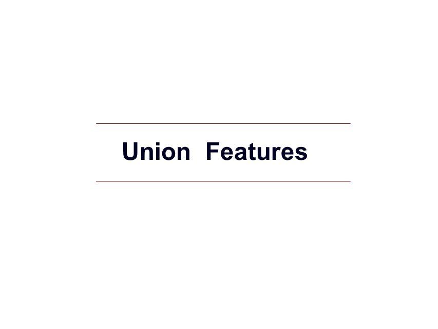 GIS 39 Union Features