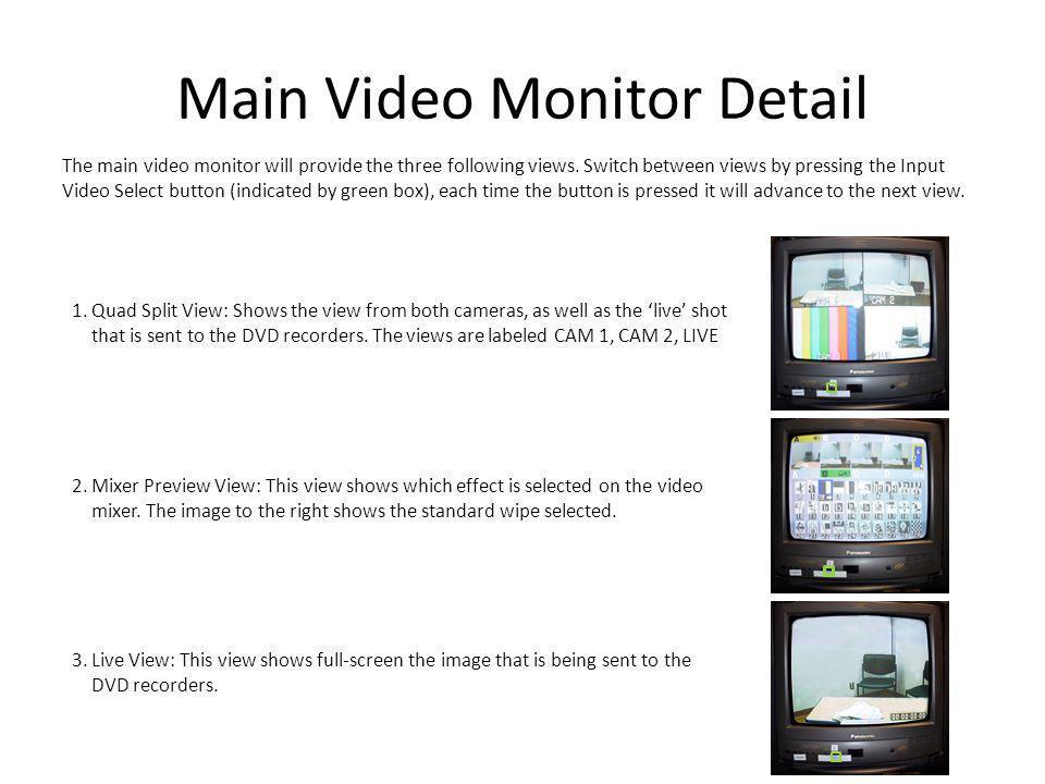 3.How to Control Cameras 1.