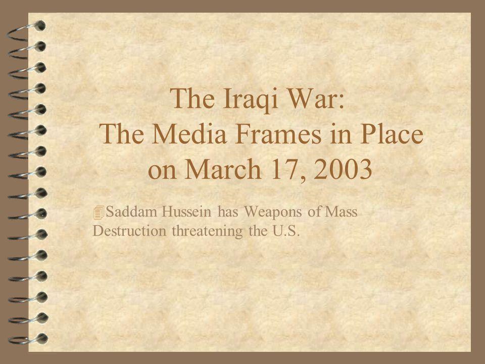 War In Iraq : April 2, 2003-1