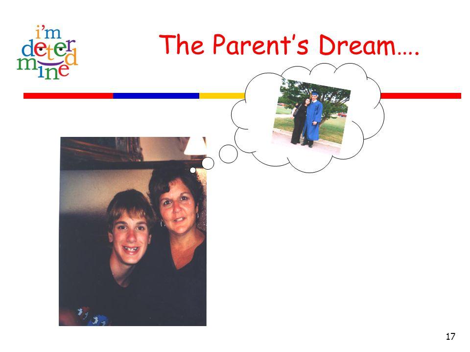 The Parent's Dream…. 17