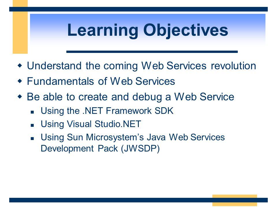 Web Services Erdogan Dogdu CSC 4360/6360 Computer Science Department Georgia State University (Adapted from Mark Sapossnek (Boston Uni.) presentation)