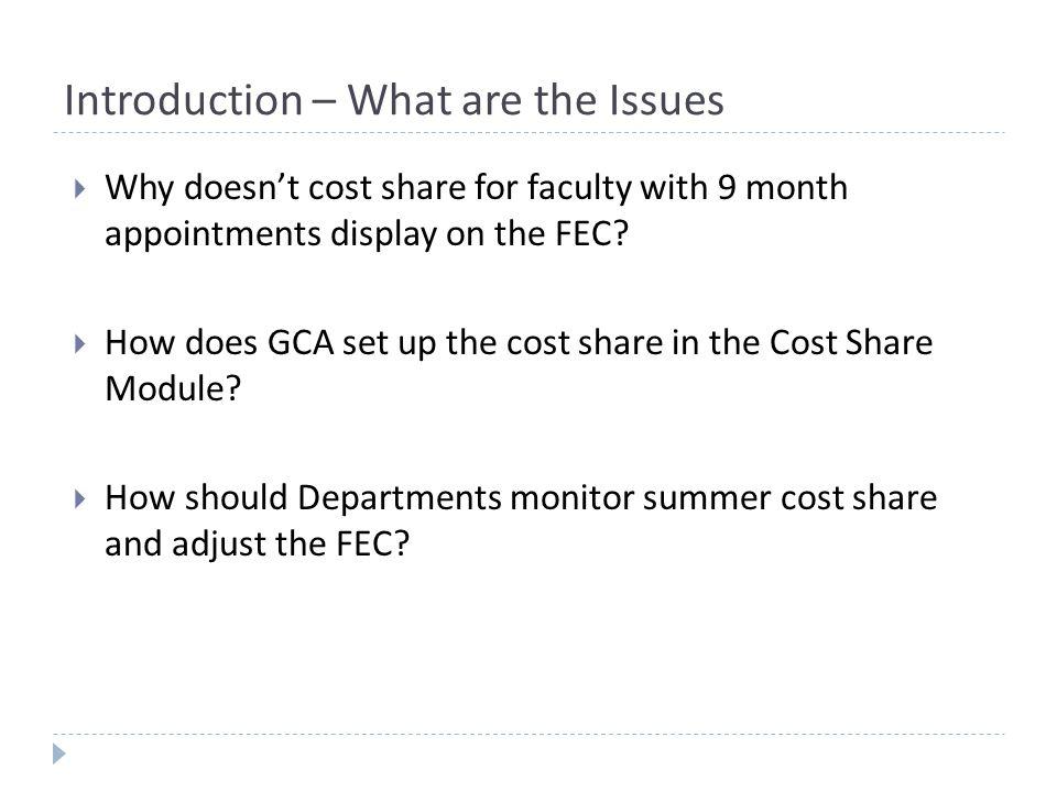 Summer Cost Share Begins in Summer
