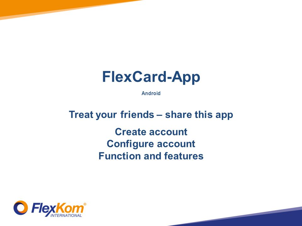 [FlexCard-App > Menu] touch: Change Password