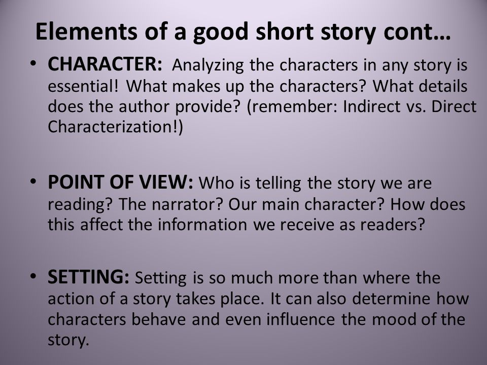 Analyzing Stories: The Ice Berg Theory: a key to analyzing short stories