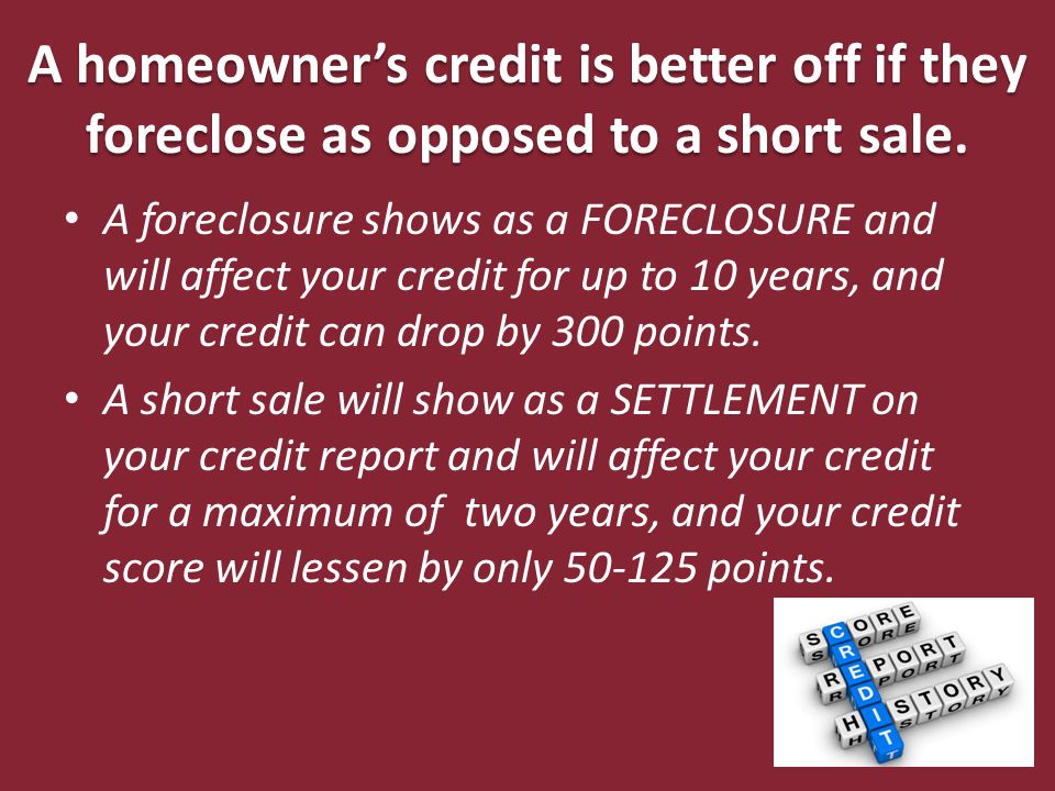 If you short sale your house, you can't purchase another property for five years or more.