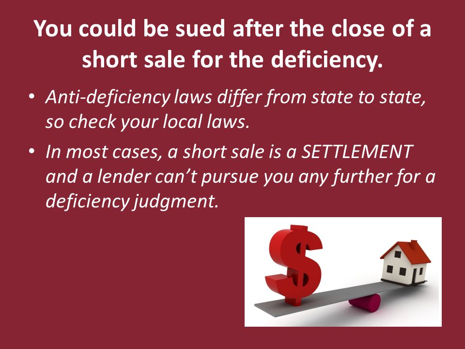 Short sale agents must have special training and meet certain requirements to short sale homes.