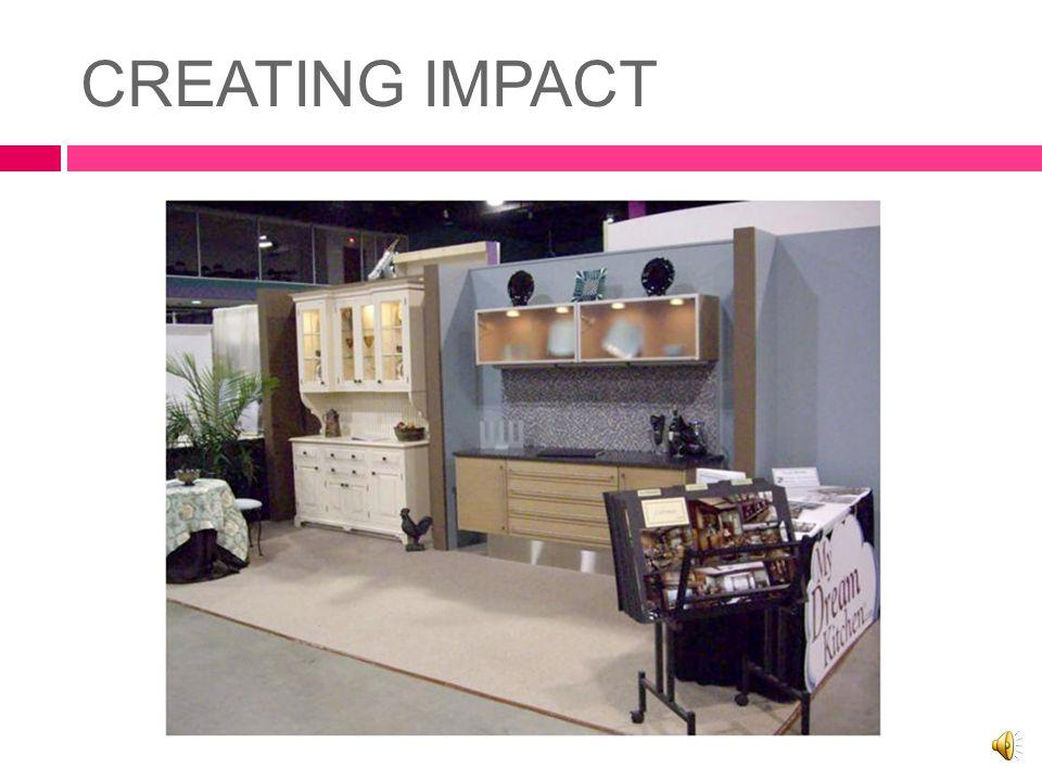 CREATING IMPACT