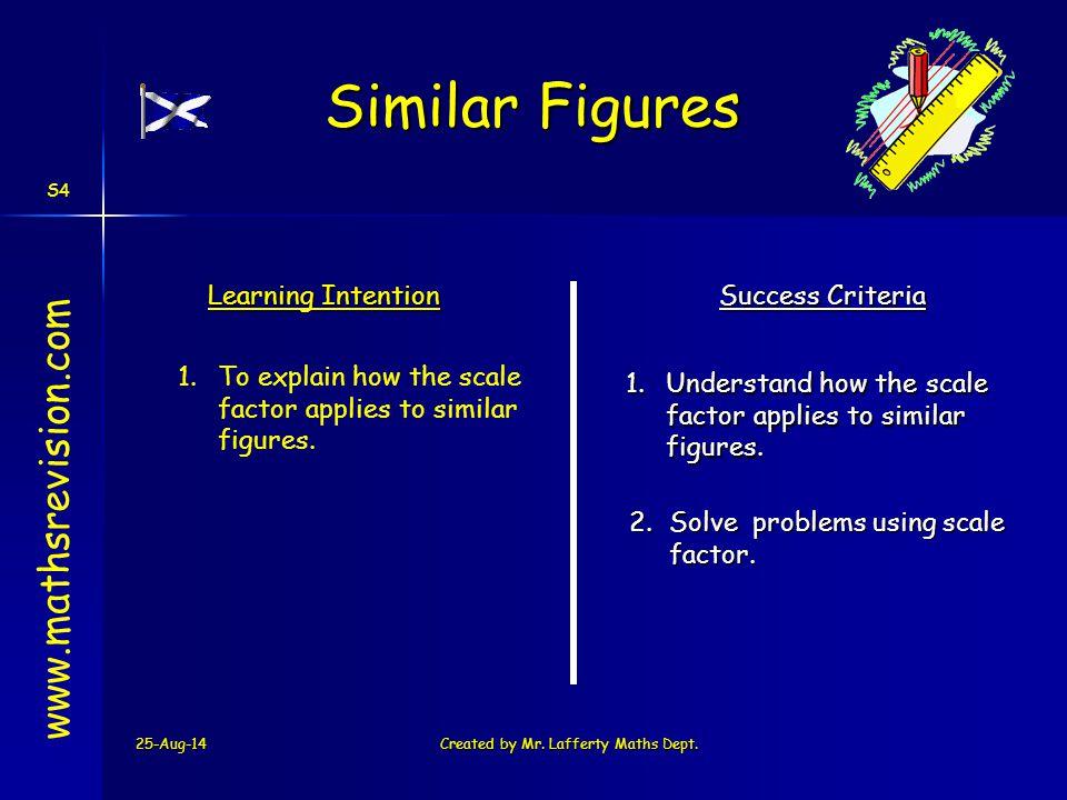 S4 Scale factors 8cm 12cm Enlargement Scale factor.