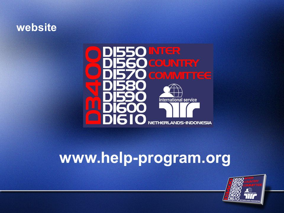 www.help-program.org website