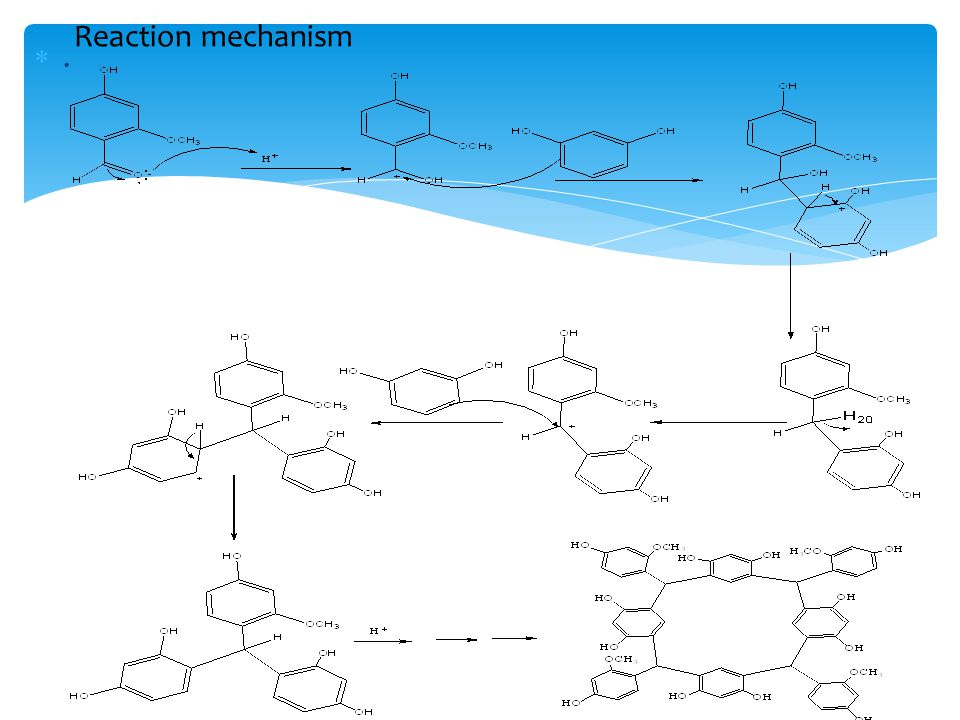 .. Reaction mechanism