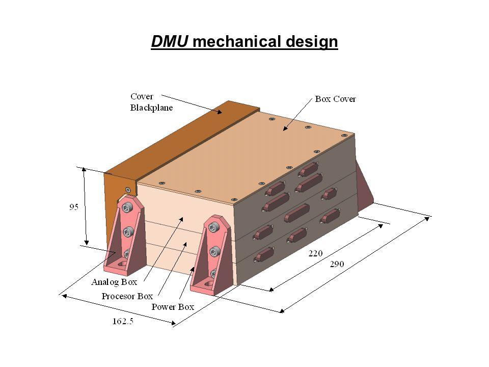 DMU mechanical design