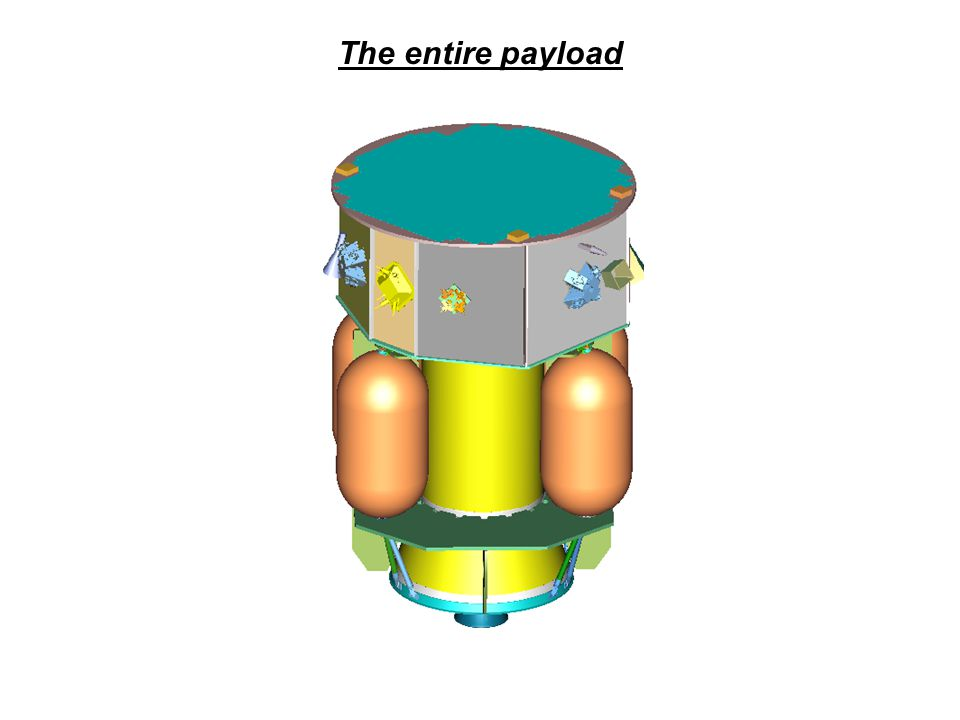 The entire payload