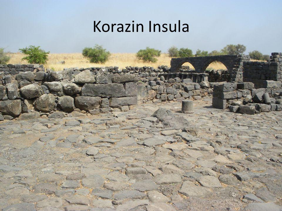 Korazin Insula