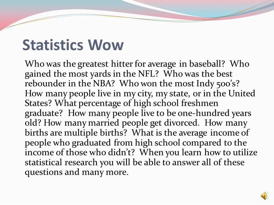Statistics Wow Who was the greatest hitter for average in baseball.