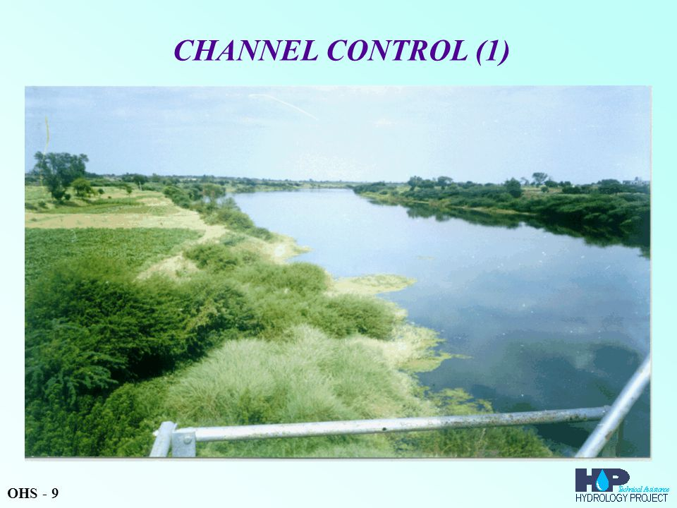 CHANNEL CONTROL (1) OHS - 9
