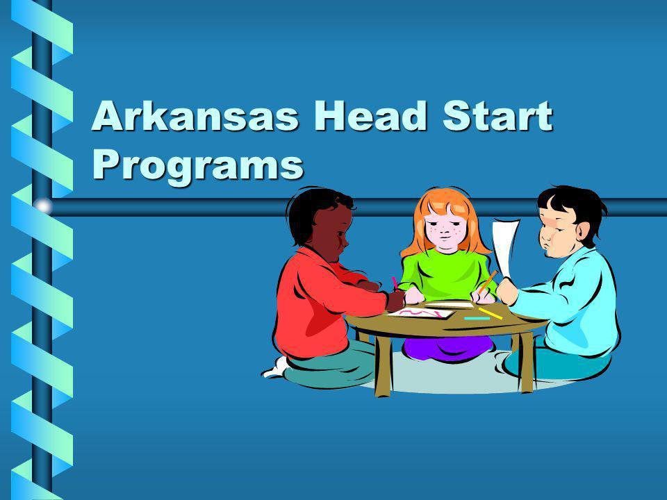 Arkansas Head Start Programs