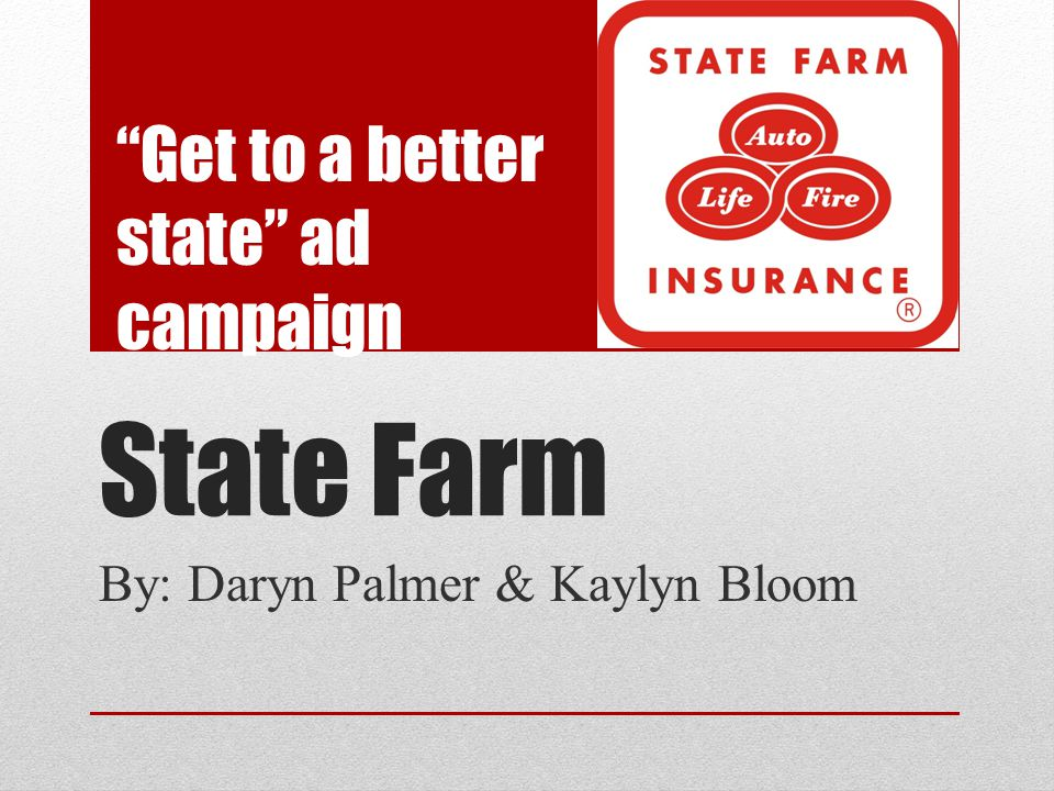 About State Farm State Farm insures more cars and homes than any other insurer in the U.S., the leading insurer of watercrafts, and is also a leading insurer in Canada Their 17,800 agents and more than 66,000 employees serve 81 million policies and accounts – more than 79 million auto, fire, life and health policies in the United States and Canada, and nearly 2 million bank accounts State Farm is ranked No.