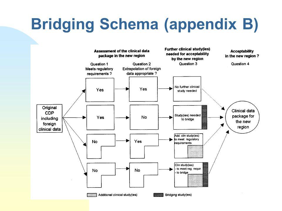 Bridging Schema (appendix B)