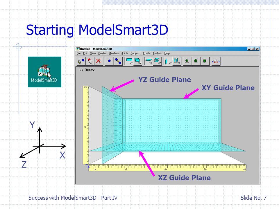 Success with ModelSmart3D - Part IV Slide No. 47 User Defined Effective Lengths