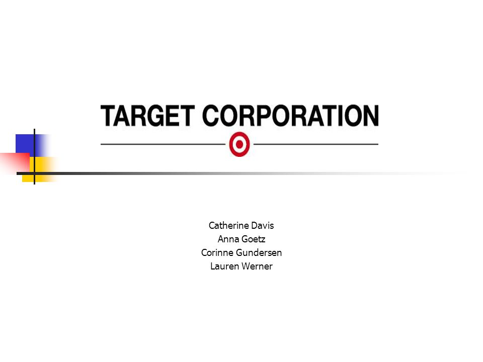 Strengths Cont.Community Service In 2001 Target Corp.
