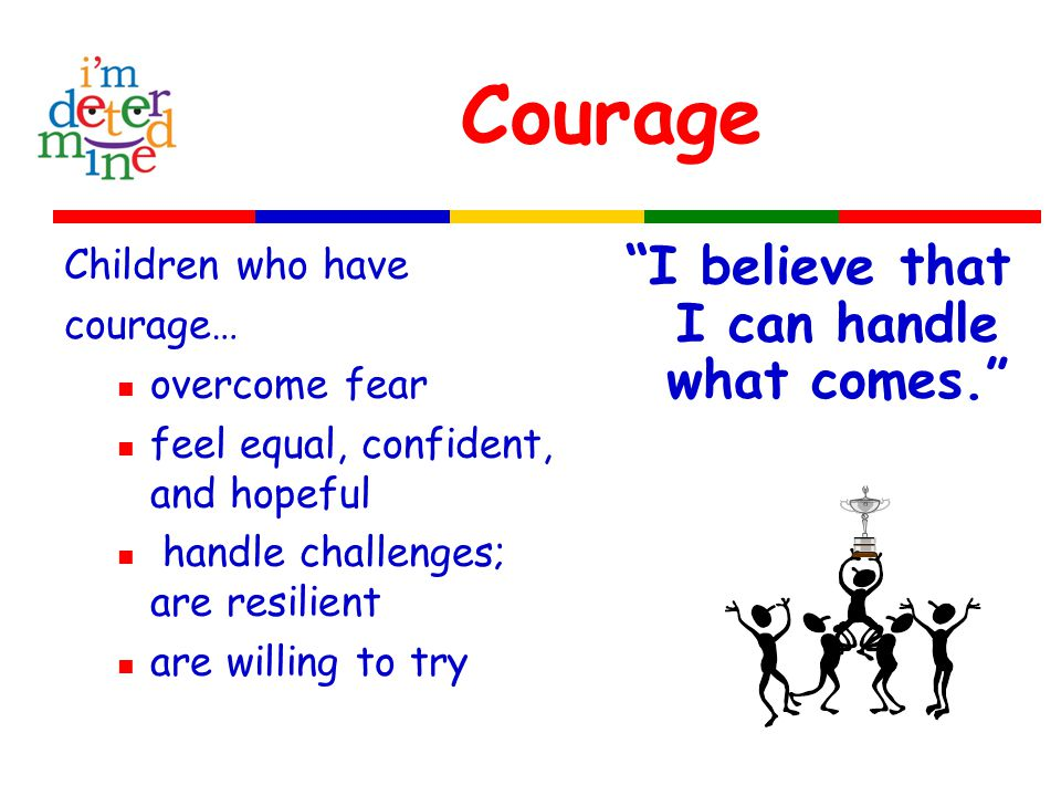"""Counts Children who believe they count… feel valuable believe they can make a difference believe they can contribute """"I believe that I matter and I ca"""