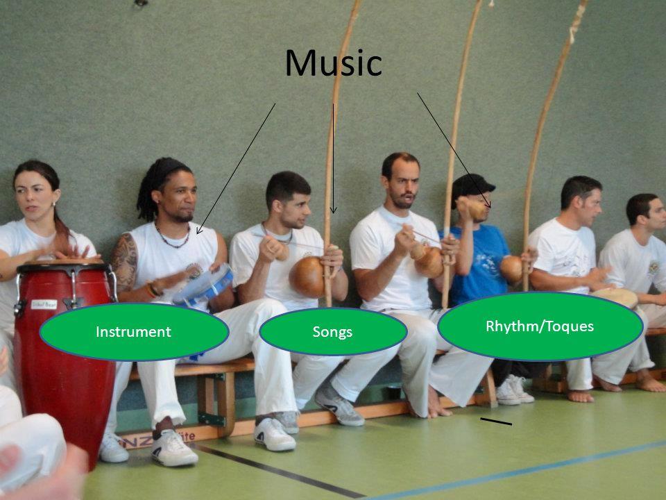 Music Instrument Songs Rhythm/Toques
