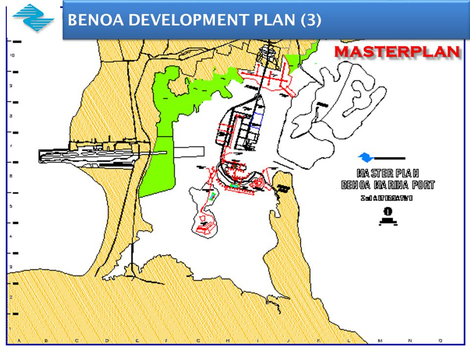 BENOA DEVELOPMENT PLAN (3) MASTERPLANMASTERPLAN
