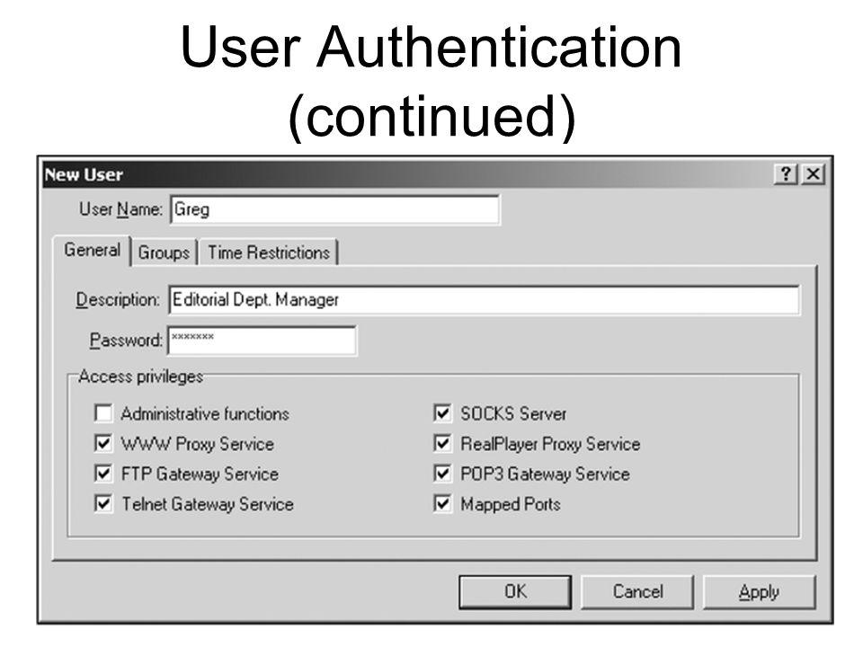 TACACS+ and RADIUS Compared Strength of security Filtering characteristics Proxy characteristics NAT characteristics