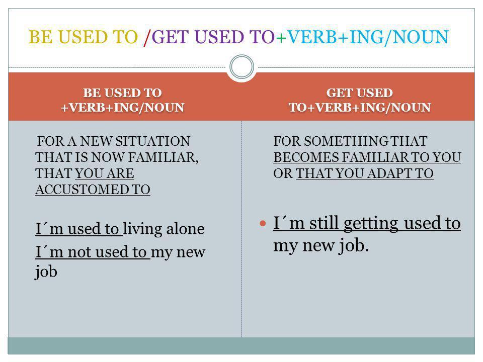 EXERCISES Translate the following sentences into English: 1 Hace unos años no solíamos salir de noche.