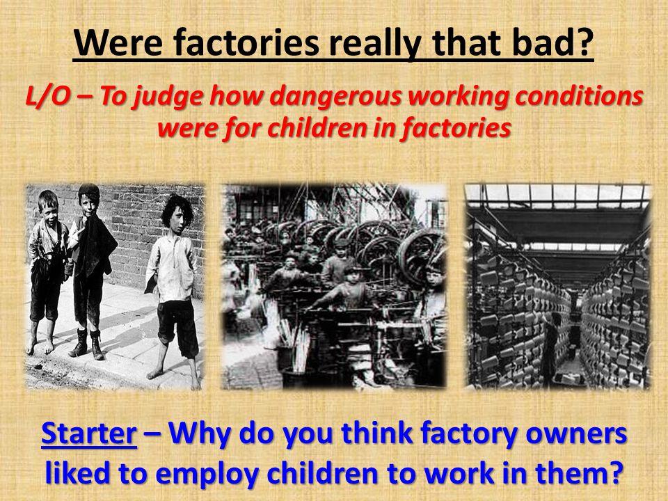 Child Labour – Good or Bad.