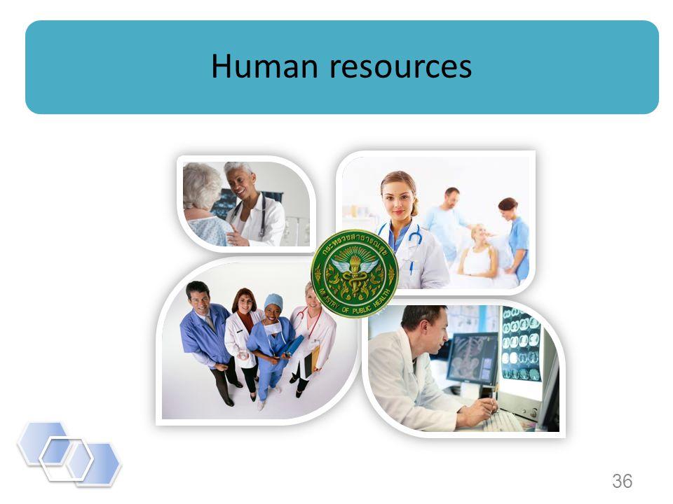 36 Human resources