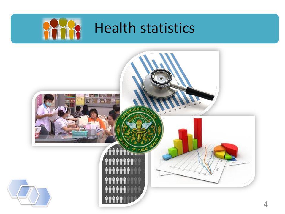 4 Health statistics