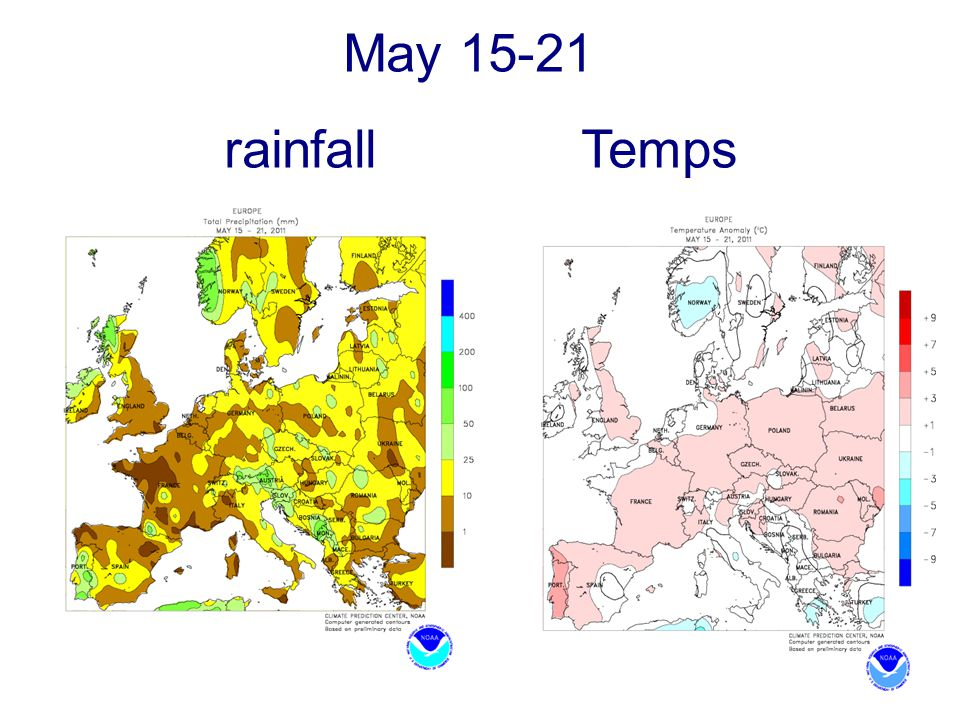 May 15-21 rainfallTemps