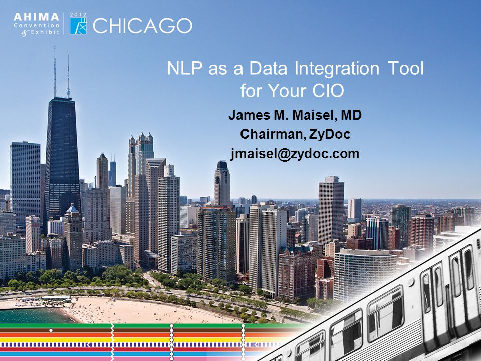 Overview Business Needs Billing EHR Meaningful Use Reporting & Analytics Interoperability The NLP Solution Important NLP Technical Attributes 2