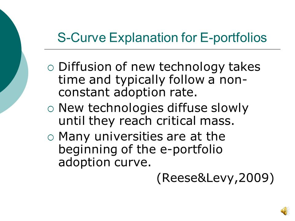 Emerging Technologies Curve