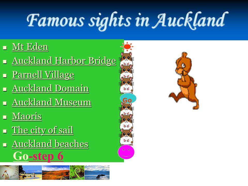 Famous sights in Auckland Mt Eden Mt Eden Mt Eden Mt Eden Auckland Harbor Bridge Auckland Harbor Bridge Auckland Harbor Bridge Auckland Harbor Bridge