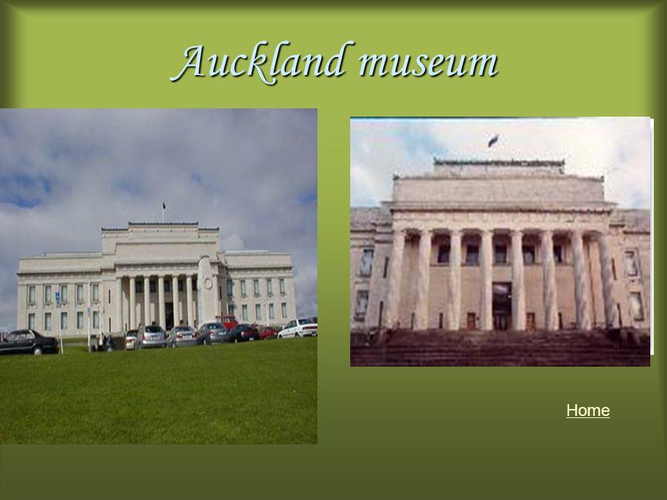 Auckland museum Home