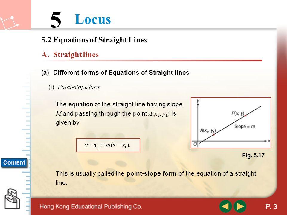 Locus 5 Content P.13 C.