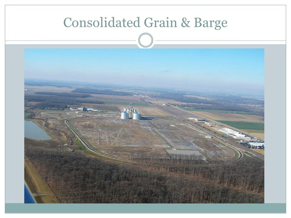 Consolidated Grain & Barge