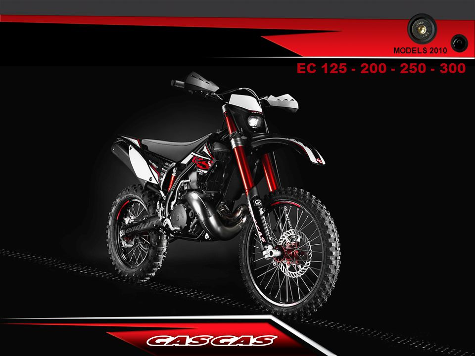 MODELS 2010 EC 125 - 200 - 250 - 300