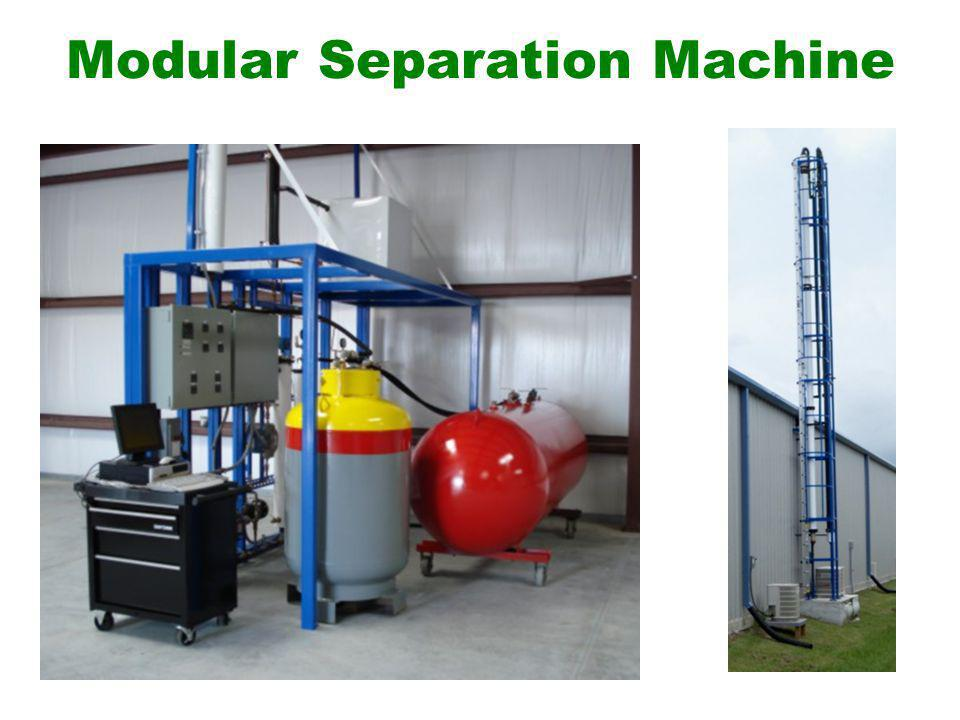 R-404A Recover the R-22 from the system Remove the compressor Remove the mineral oil from the compressor Reinstall the compressor, with POE oil, vacuum the system Reinstall the original R-22 charge Run system and test for the residual mineral oil.