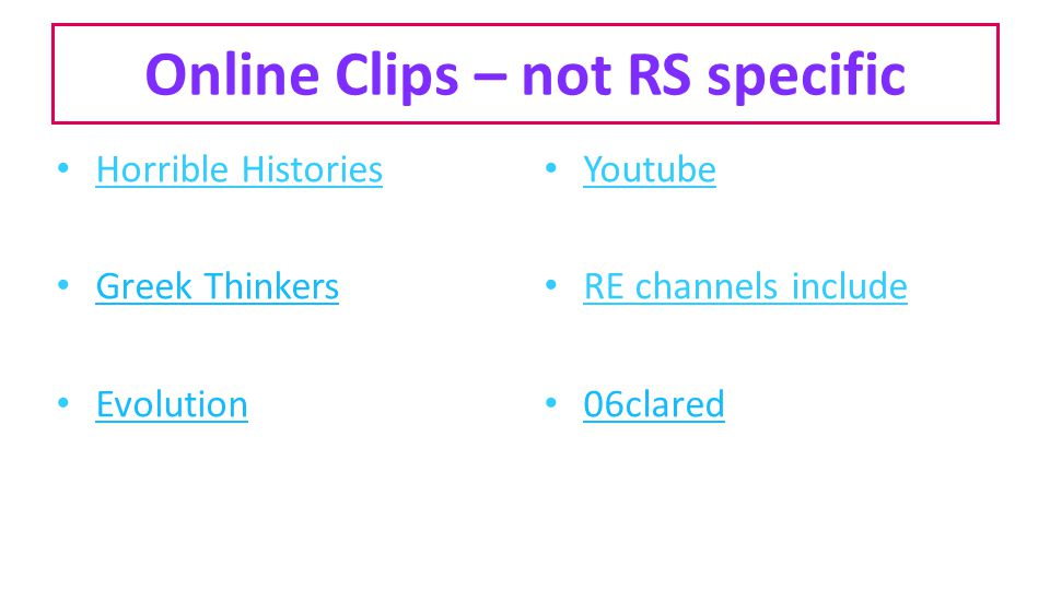 Horrible Histories Greek Thinkers Evolution Youtube RE channels include 06clared Online Clips – not RS specific