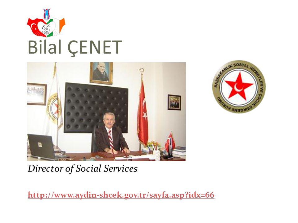 Mehmet AKÇIL Director of Department for EU Projects of Aydın Provincial Directorate of National Education http://www.aydinarge.com/subemudurumuz.htm